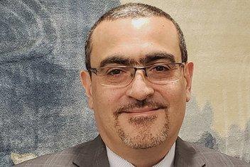 Рамиз Алакбаров, Координатор гуманитарной помощи ООН в Афганистане.