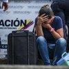 हर दिन पांच हज़ार लोग वेनेज़्वेला से पलायन कर रहे हैं.