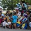 Los venezolanos arriesgan sus vidas para buscar ayuda en Colombia.