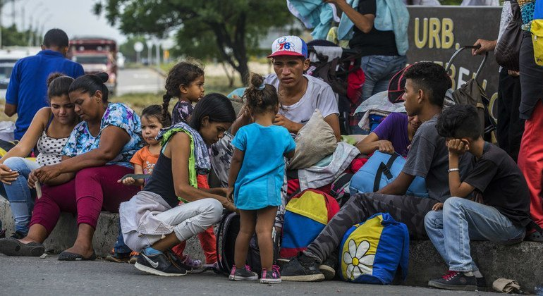 Venezuela: UN human rights office calls for 'maximum restraint' by authorities in face of new demonstrations
