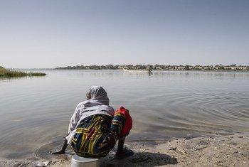 在位于非洲萨赫勒地区的乍得,早婚仍是一个严重问题。