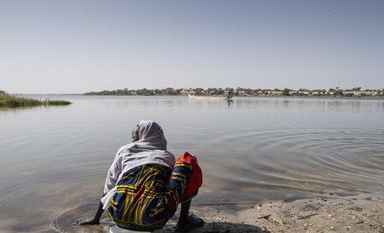 在位于非洲薩赫勒地區的乍得,早婚仍是一個嚴重問題。