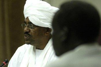 Ex-presidente do Sudão Omar al-Bashir