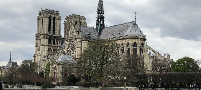 La catedral de Notre Dame en París (Archivo 2018)