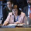Virginia Gamba, Special Representative of the Secretary-General for Children and Armed Conflict (file)