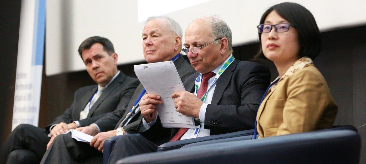 2019年4月9日,负责为国际邮件交流制定规则的万国邮政联盟在其总部所在地伯尔尼举行了一场研讨会,就包括改革国际邮政业务资费安排等一系列问题进行了深入的切磋和探讨。
