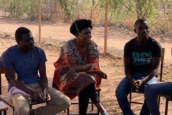 Vivian Onano, mshauri wa vijana katika ripoti itolewayo kila mwaka ya ufuatiliaji wa elimu duniani, GEMR.
