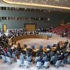 Réunion du Conseil de sécurité sur le Soudan le 17 avril 2019.