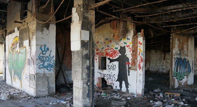 Libya: Thousands seek shelter in health clinics from Tripoli fighting, UN warns