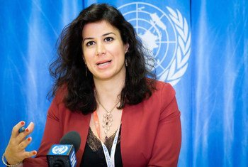 Manal Azzi, Technical Specialist, Occupational Safety and Health at the International Labour Organization (ILO).