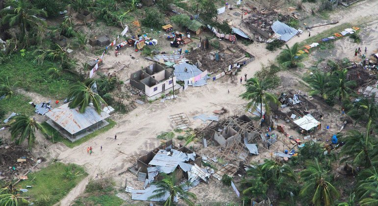 'Nothing left to go back for': UN News hears extraordinary stories of loss, and survival as Mozambique rebuilds from deadly cyclones