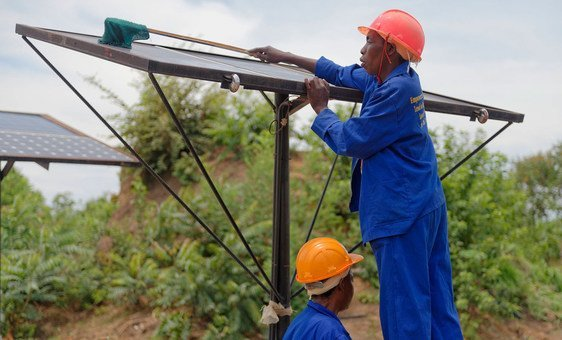 """Relatório da OIT destaca que """"os empregos verdes são catalisadores da transição para a sustentabilidade ambiental""""."""