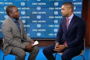 Destaque ONU News Especial - secretário de Estado da Juventude de Cabo Verde