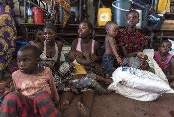 Falta de financiamento obrigou o PMA a reduzir pela metade as rações alimentares para 525 mil pessoas na província de Sofala, a mais atingida pelo ciclone.
