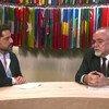 Entrevista com o ministro do Trabalho, Solidariedade e Segurança Social de Portugal, José António Vieira da Silva