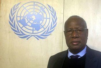 Abdoulaye Bathily, Conseiller spécial du Secrétaire général de l'ONU pour Madagascar