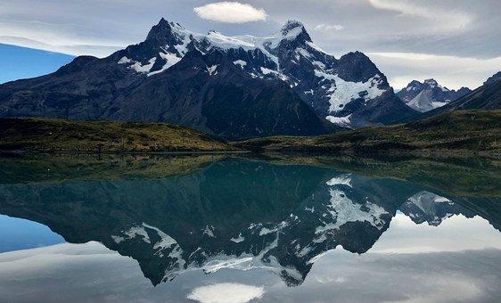Le parc national Torres del Paine, au Chili.