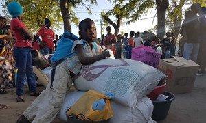 Nas áreas afetadas pelos ciclones Idai e Kenneth, mais de 80% da população é dependente da agricultura como fonte primária de renda.