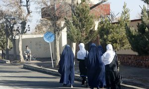 UN Afghan Mission 'outraged' by deadly Taliban attack in
