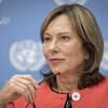 Olga Algayerova, Secrétaire exécutive de la Commission économique des Nations Unies pour l'Europe (UNECE).
