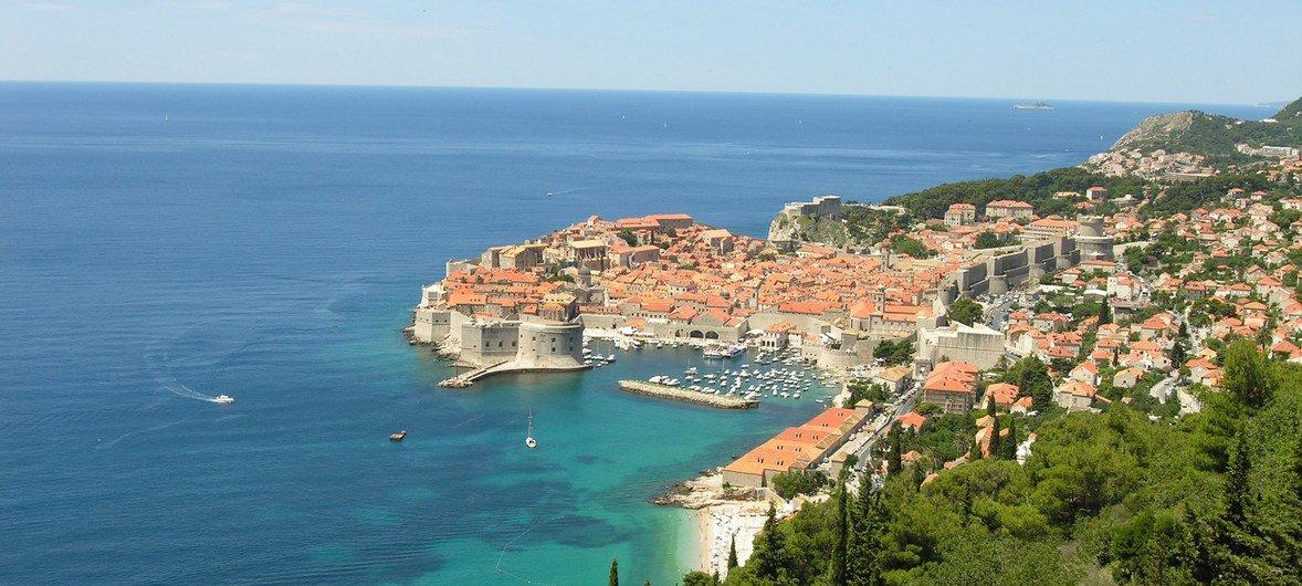 Old City of Dubrovnik (Croatia)