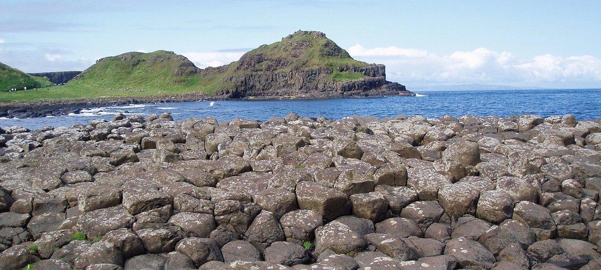 Giant's Causeway (Northern Ireland).