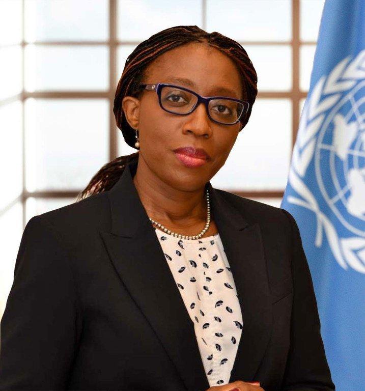 Vera Songwe, Secrétaire exécutive de la Commission économique des Nations Unies pour l'Afrique