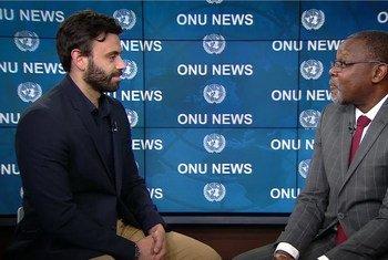 Representante do Pnud para a Guiné-Bissau, Gabriel Dava