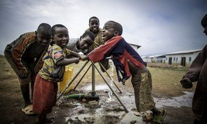 Upatikanaji wa huduma ya maji shuleni Burundi- Novemba 2013