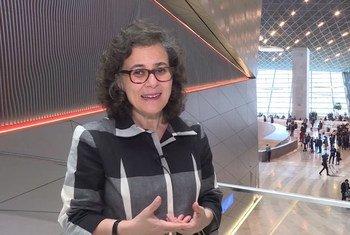 ندى الناشف - نائبة المفوضة السامية لحقوق الإنسان