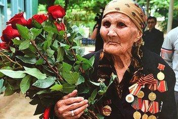 Даррия Кашфиева – одна из легендарных «ночных ведьм»