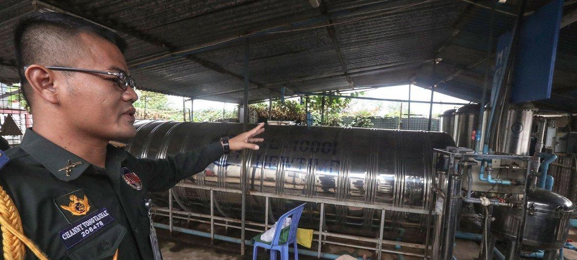 Cambodia: Giving back to UN peacekeeping | UN News