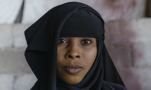15-year old Ola fled to Aden in Yemen after heavy fighting erupted in her home town.