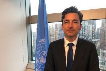 联合国反恐办公室恐怖分子旅行问题和航空安全处处长耶拉·普斯特马。