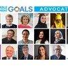 联合国可持续发展目标倡导者