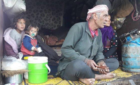 A violência se intensificou nos últimos dias, especialmente em aldeias no norte de Hama e no sul de Idlib.