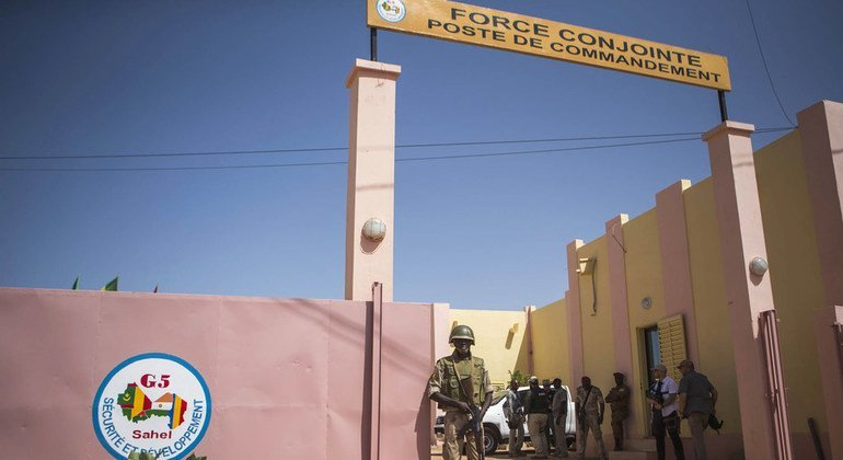 'The time for action is now' senior UN peacekeeping official says, urging support for regional force combating Sahel terrorism