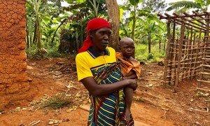 Jacqueline anayeishi na watoto wake sita katika jimbo la Kirundo, ni mkulima lakini mabadiliko ya tabianchi yanachangia kupungua kwa mvua huku akishindwa kulisha familia yake.