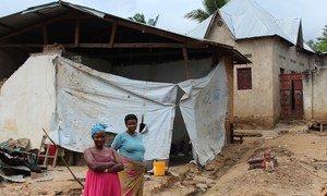 Manusura wa majanga ya asili, jimbo la Rumonge nchini Burundi- Novemba 28 2018
