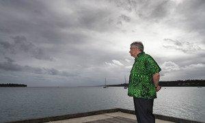 El Secretario General de la ONU, António Guterres, concluye su visita a Oceanía en Vanuatu.