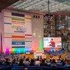 Festival SDG in Action, in Bonn, Germany.
