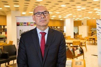 Francisco Duarte Lopes disse que o idioma é uma grande ponte de amizade entre povos e culturas
