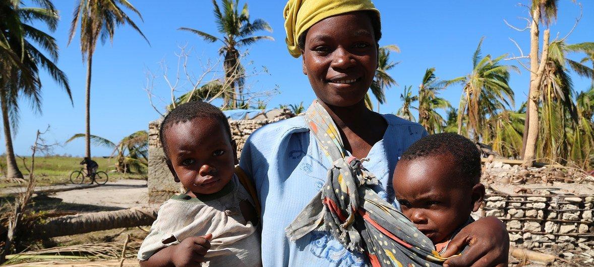 Dezenas de pessoas sofreram com ataquesocorridosna região central de Moçambique