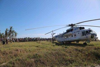 Alvo imediato do Acnur são 15 mil deslocados internos por receber abrigo em comunidades locais.