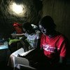 A green energy project is bringing electricity to the Kakuma Refugee Camp in Kenya.