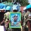 Le soldat Chancy Chitete du Malawi est mort après avoir sauvé son camarade tanzanien blessé.