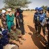 A ONU tem atualmente14 operações de manutenção da paz em quatro continentes.