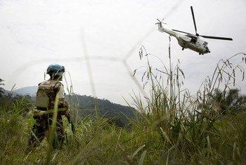 A presença internacional está há 20 anos no território congolês.