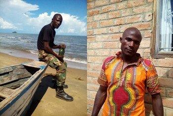 O soldado de paz Chancy Chitete, do Maláui, foi morto enquanto tentava salvar a vida de um companheiro.