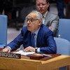 Ghassan Salamé, Représentant spécial du Secrétaire général pour la Libye, devant le Conseil de sécurité le 21 mai 2019.